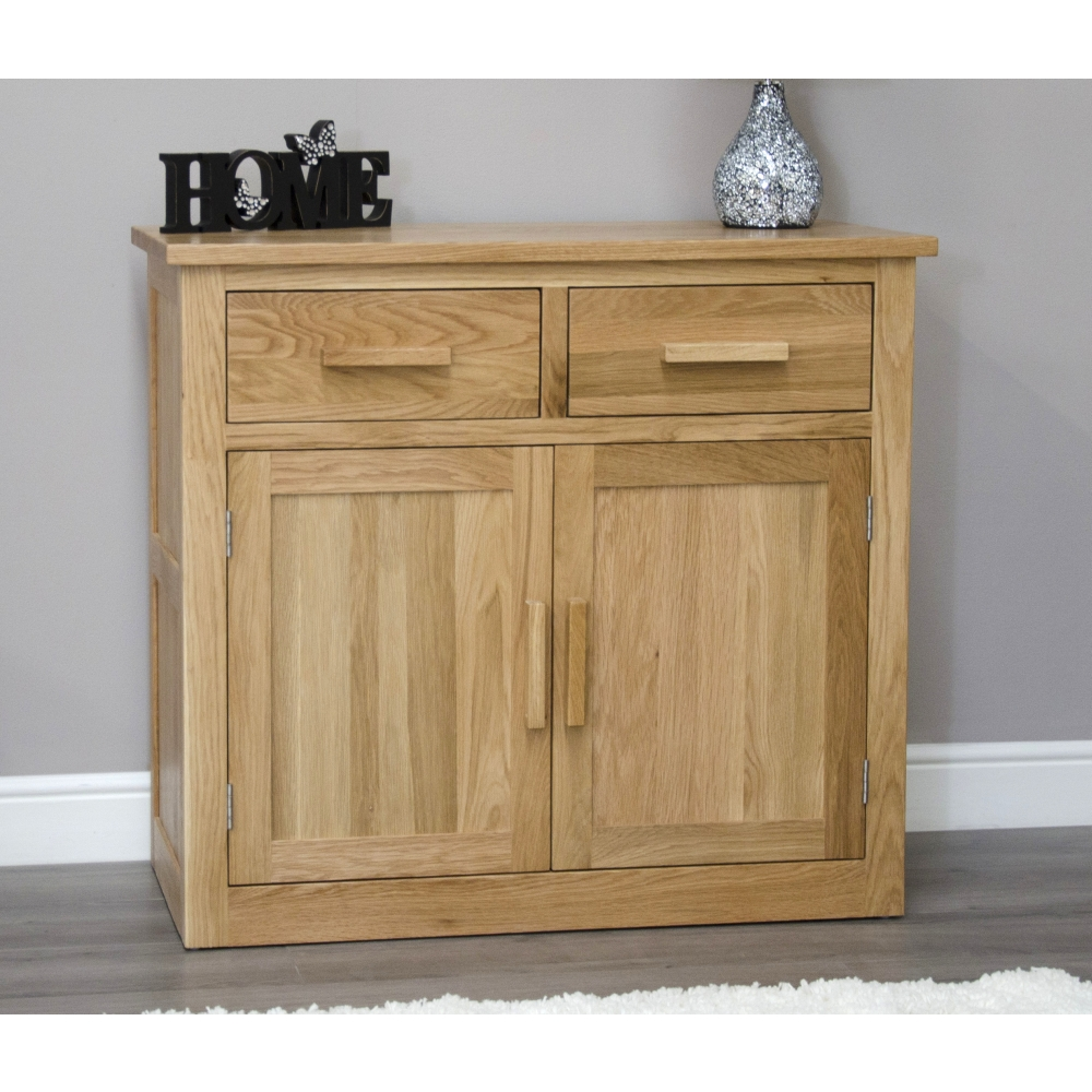arden sideboard small storage buffet living dining room solid oak