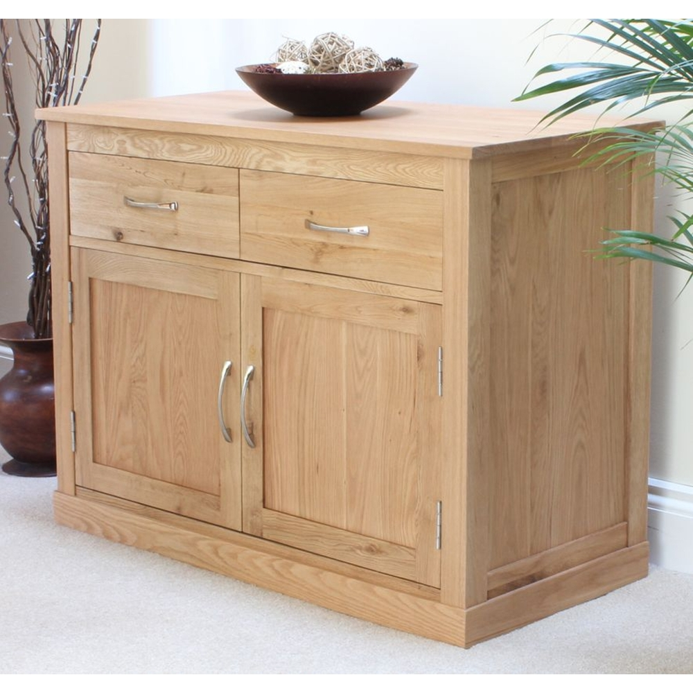 Dining Room Storage Furniture: Mobel Sideboard Small Storage Cabinet Solid Oak Dining