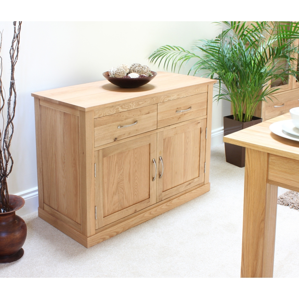 sideboard small storage cabinet solid oak dining room furniture ebay