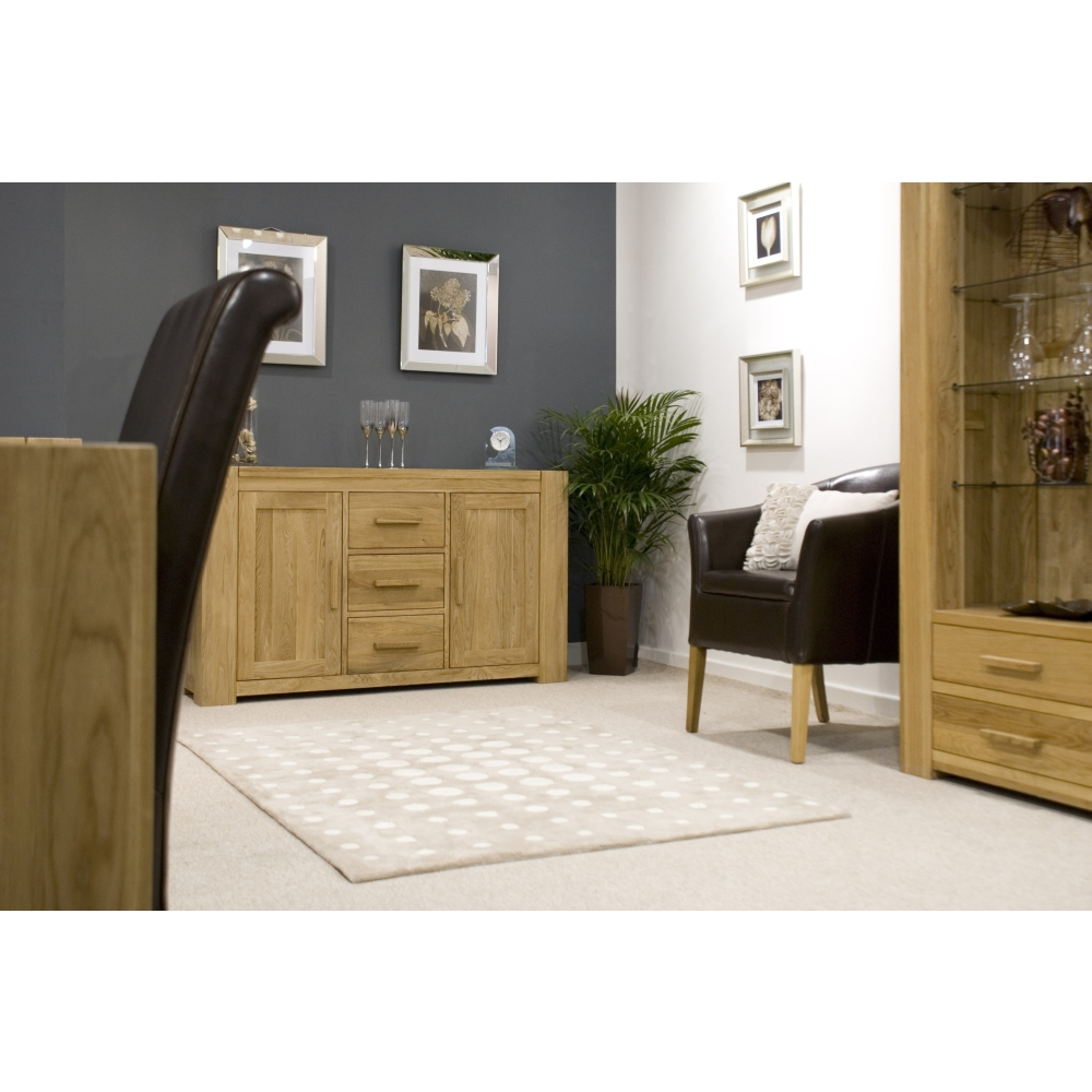 Oak Cabinets Living Room Michigan Display Cabinet Glazed Solid Oak Living Room Furniture