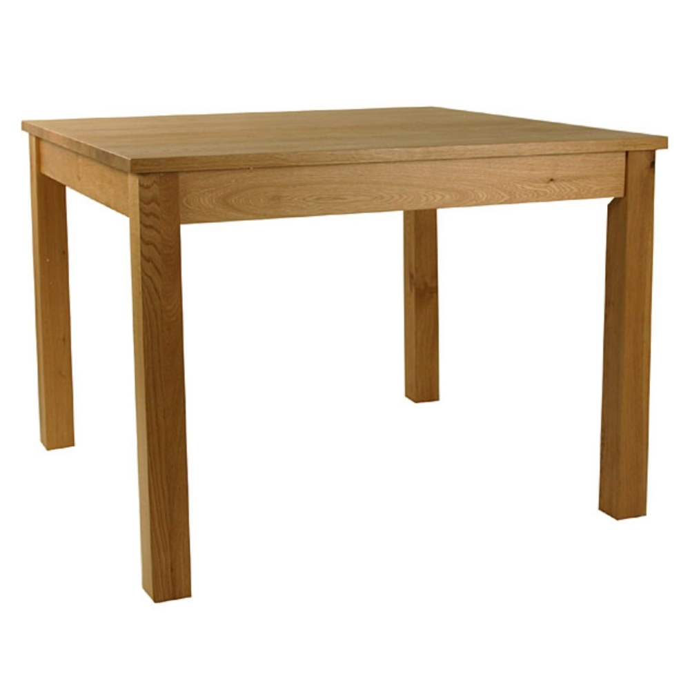 farrow square dining table solid oak furniture ebay