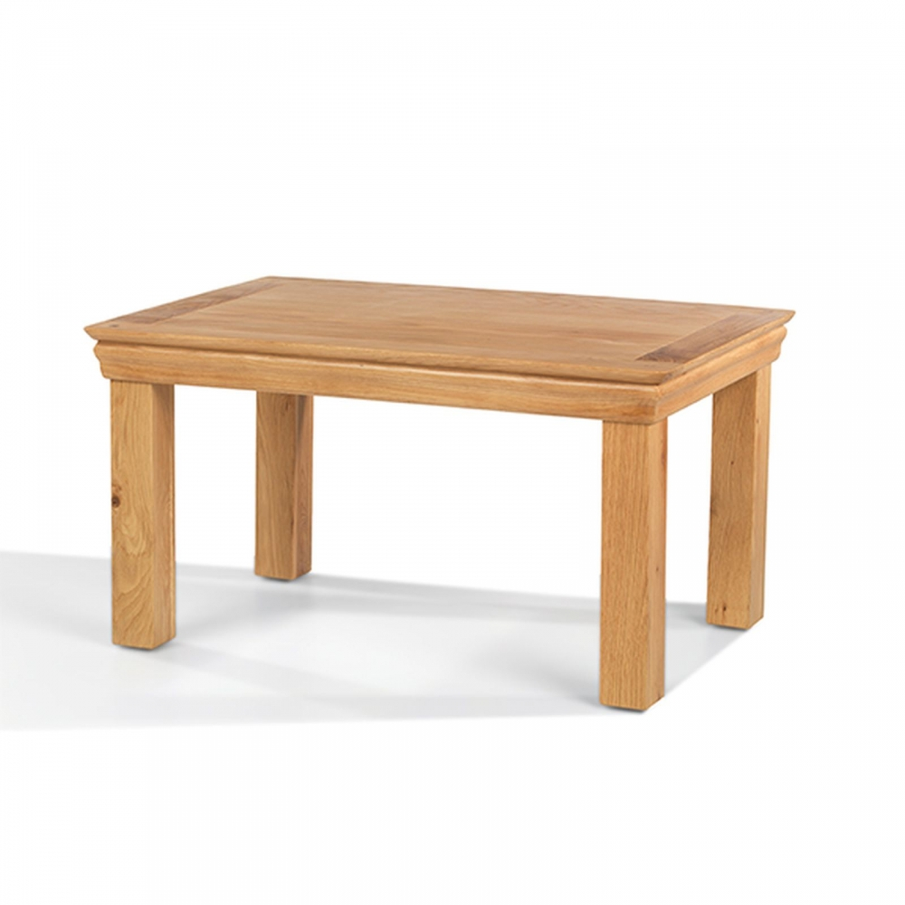 Le Havre Solid Oak Furniture Small Coffee Table Ebay