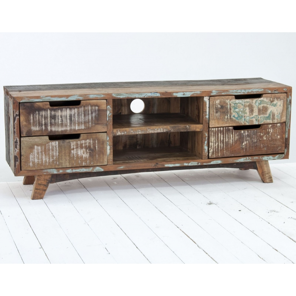 Driftwood Reclaimed Wood Living Room Furniture Large