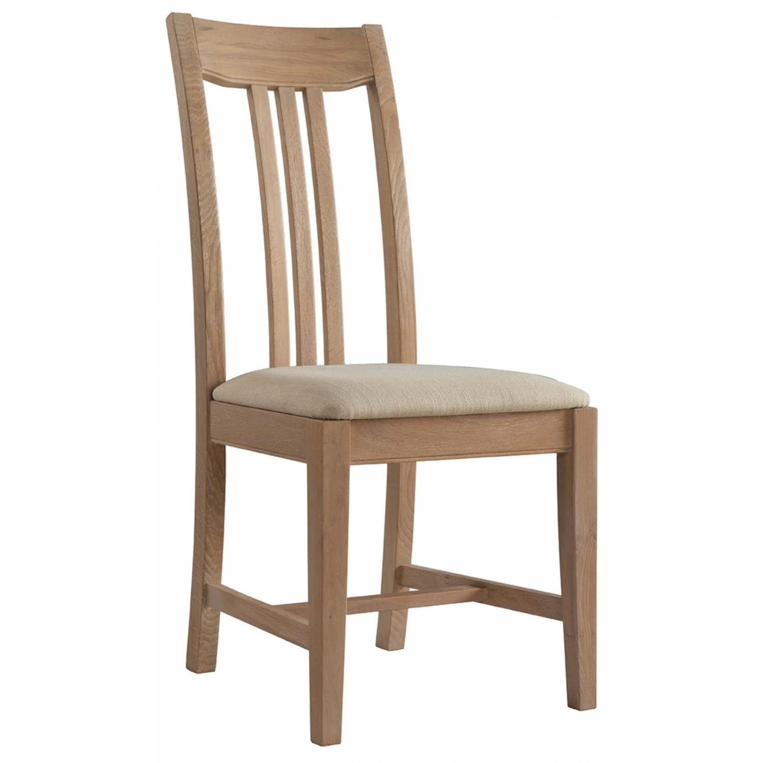Moreton Solid Oak Furniture Set Of Four Dining Chairs EBay. Full resolution  image, nominally Width 1500 Height 1500 pixels, image with #4F3829.