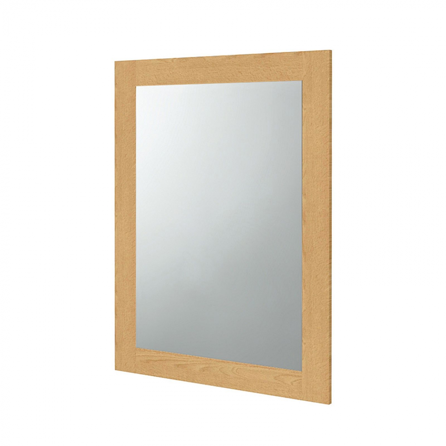 solid oak furniture small living room hallway wall mirror ebay
