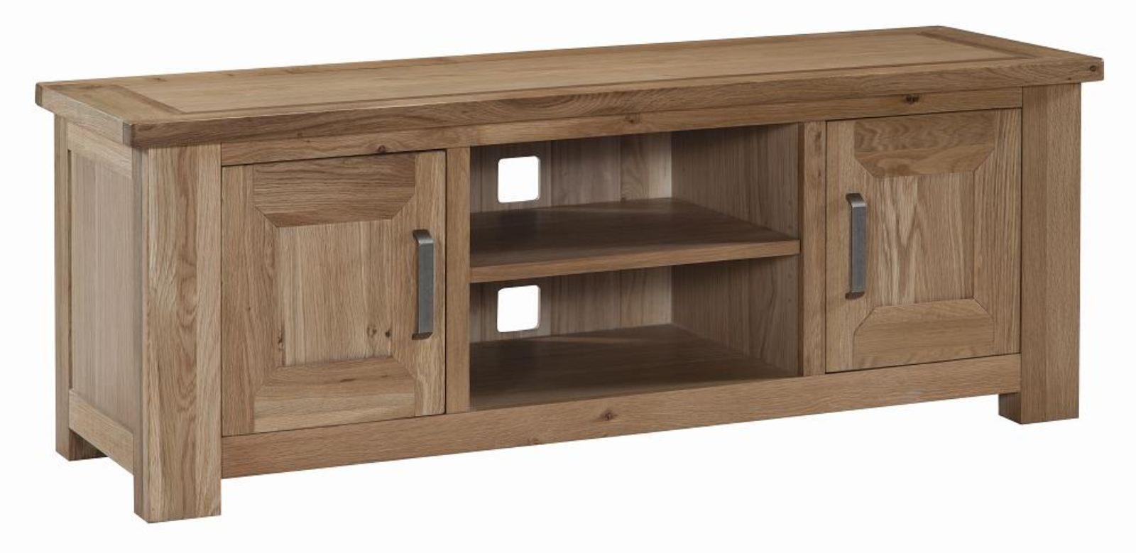 Galway Solid Oak Living Room Lounge Furniture Widescreen