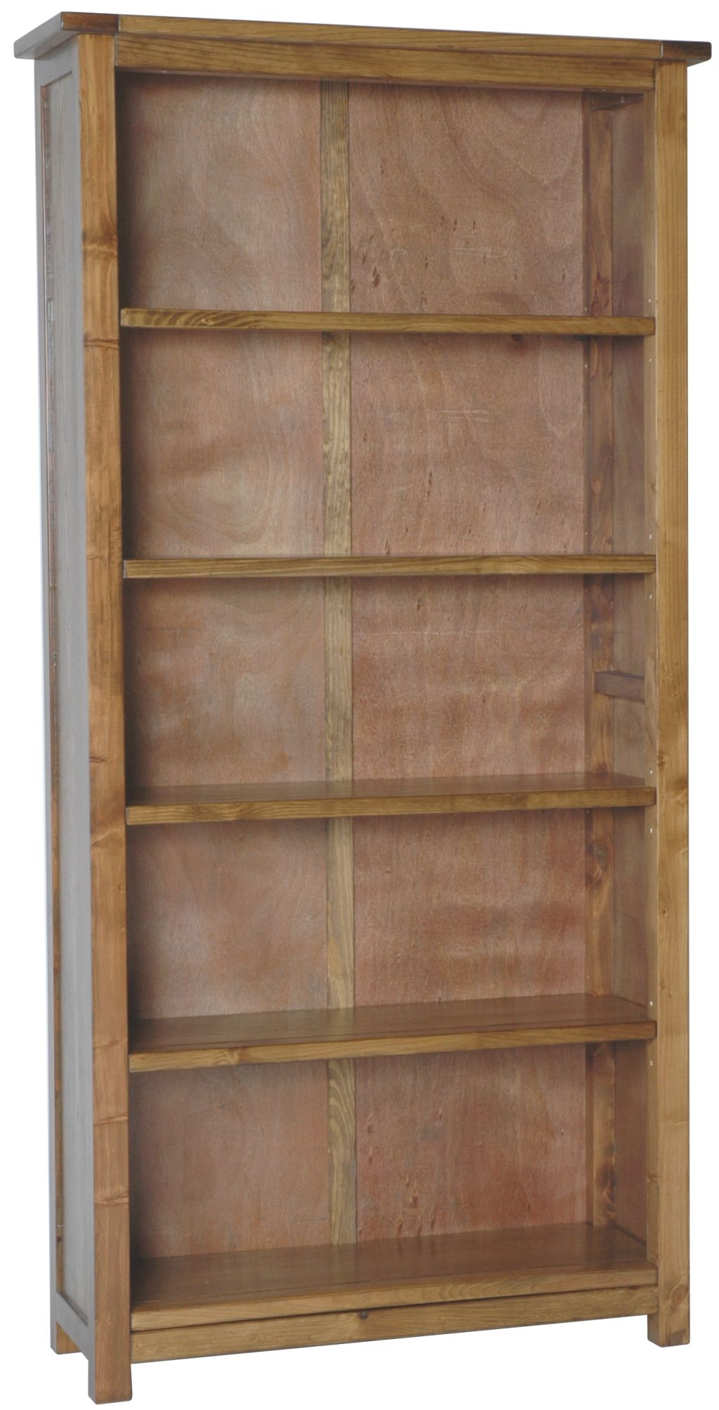 Fairway Pine Living Room Furniture Tall Large Office Bookcase