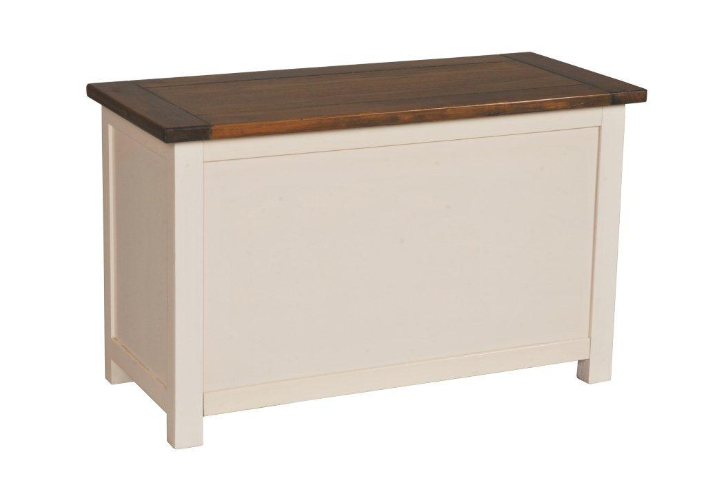 Details About Pembroke Painted Pine Bedroom Furniture Blanket Storage