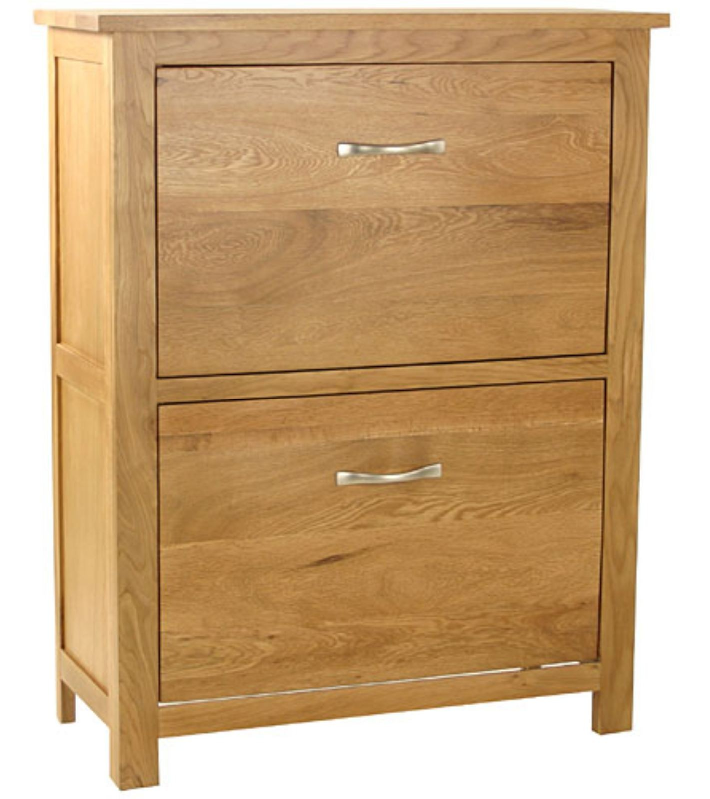 Langdale solid oak hallway furniture hall shoe storage cupboard cabinet eBay