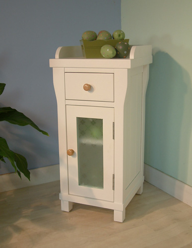 Hampton New England Style White Painted Furniture Small