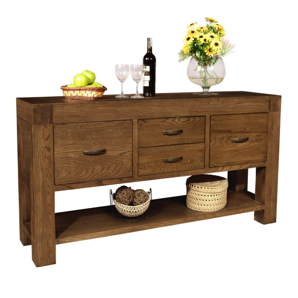 hall console table with storage 2