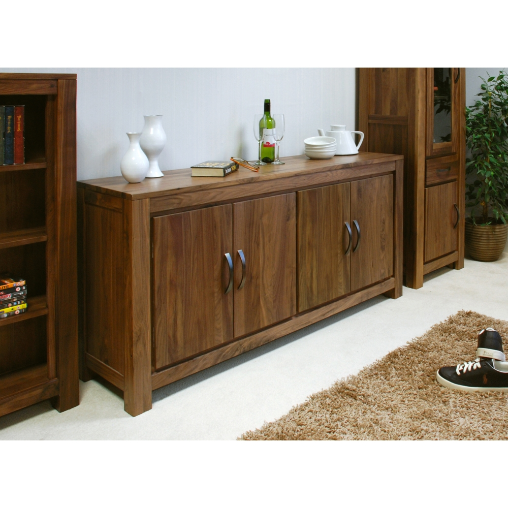 dark walnut living room furniture mayan large low living dining room sideboard solid walnut 19579