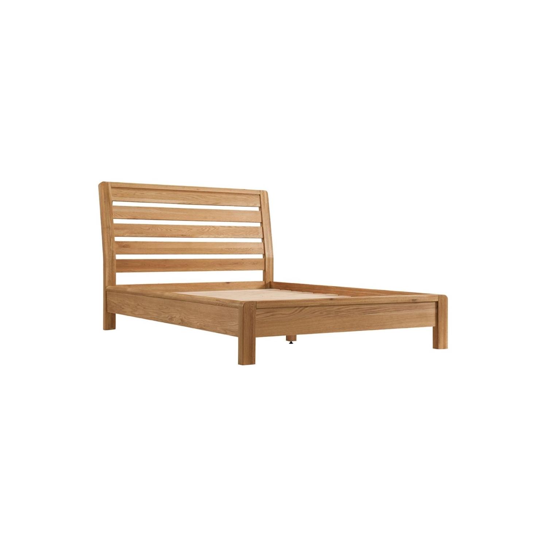Details About Odina Oak Bedroom Furniture Double Bed