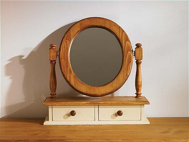 dressing tables mirrors pepperfry hampton cream painted pine furniture dressing table mirror ebay