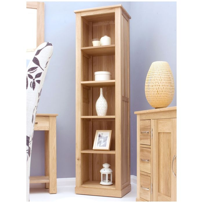 baumhaus mobel solid oak hidden. Mobel Solid Oak Furniture Tall Narrow Office Bookcase Baumhaus Hidden S