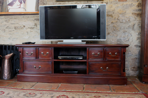 mahogany living room furniture. Description  Nara solid mahogany living room furniture widescreen TV DVD