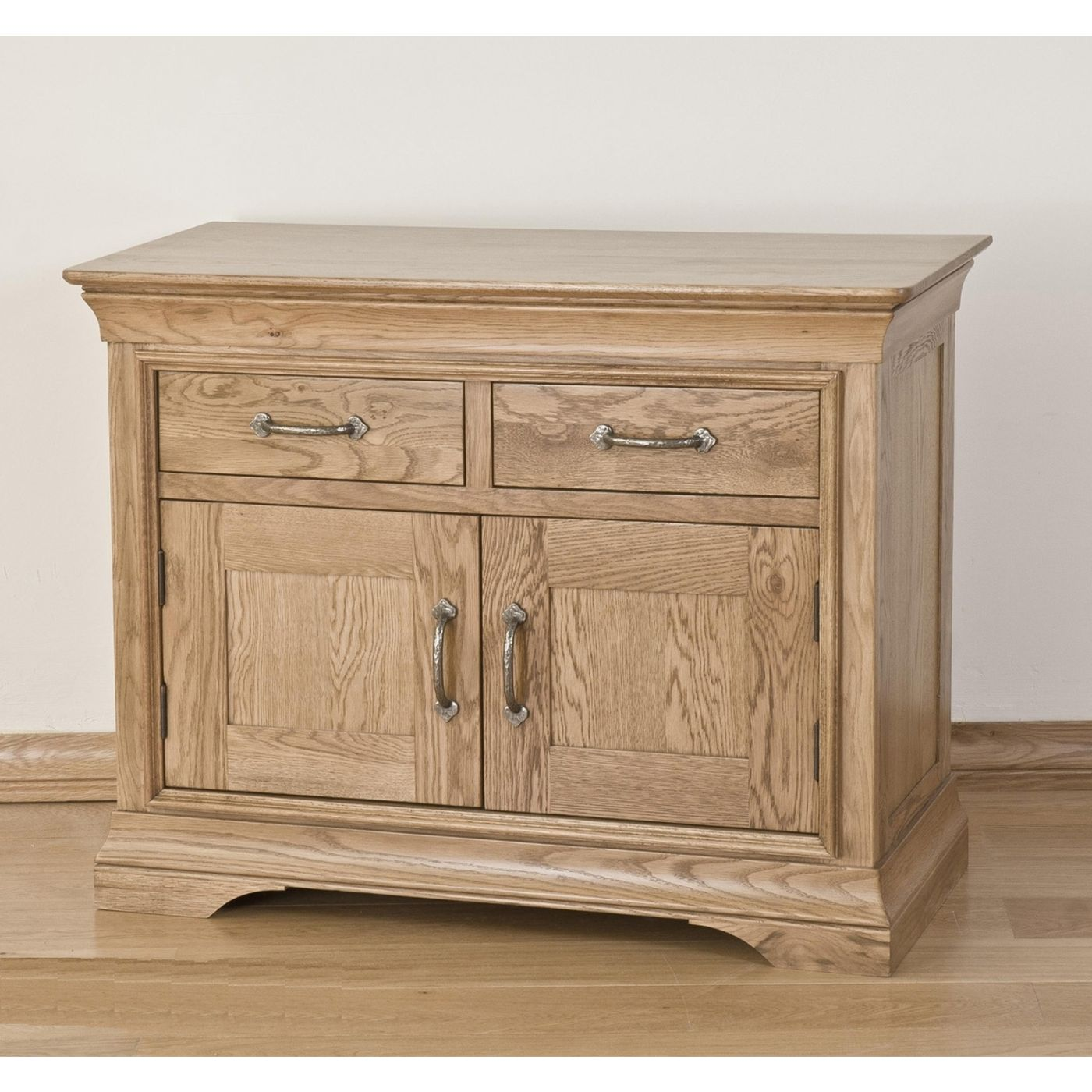 Dining Room Display Cabinet: Toulon Solid Oak Furniture Small Dining Room China Display